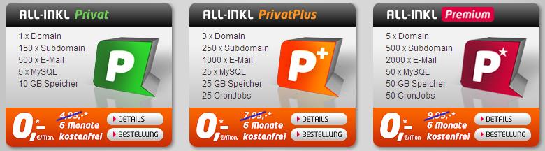Webseite und Domain komplett gratis und kostenlos