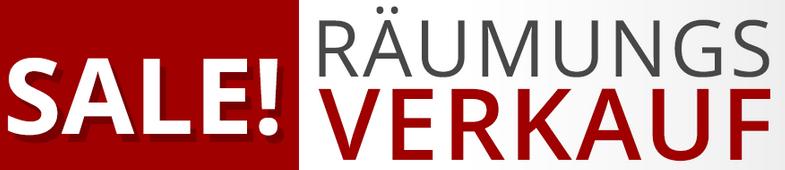 Sale & Räumungsverkauf bei DruckerZubehör, Screenshot druckerzubehoer.de