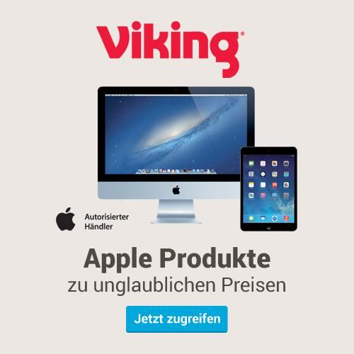 Apple Rausverkauf bei Viking