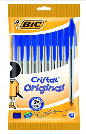 BIC Kugelschreiber Cristal Original mega billig